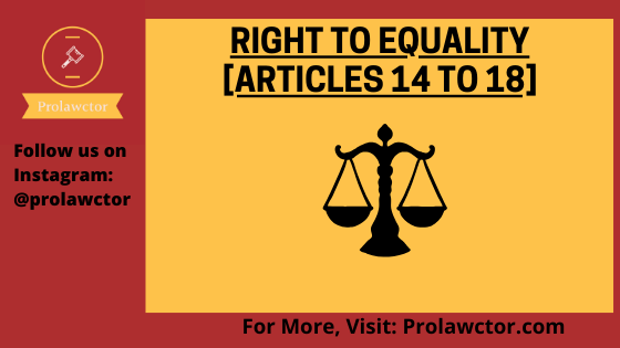 "Right to equality is a reflection of the high aspirations as enshrined in the Preamble of the Indian Constitution. The words ""…JUSTICE, social, economic and political"