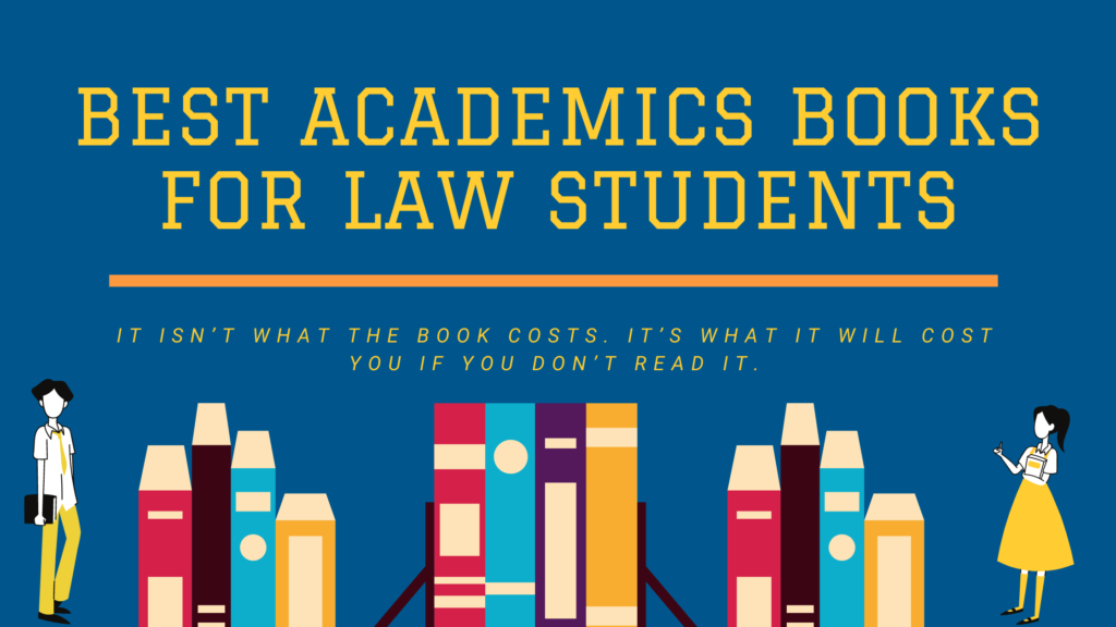 Best Academics Books for Law Students - Prolawctor