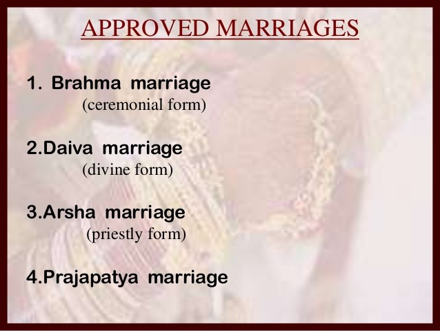 Approved Marriage- MARRIAGE UNDER HINDU MARRIAGE ACT, 1955- Prolawctor