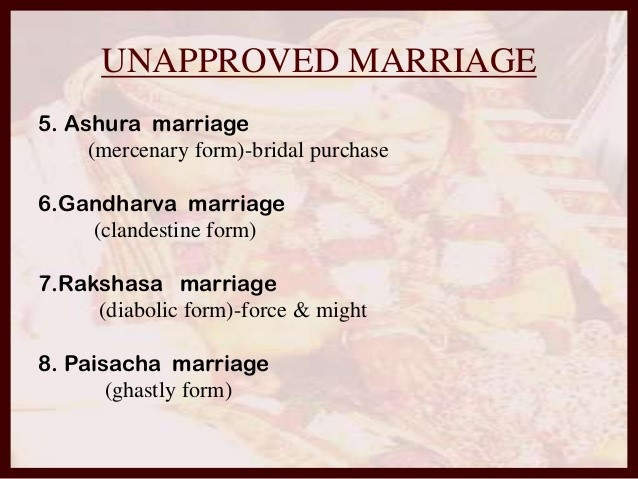 Unapproved Marriage- MARRIAGE UNDER HINDU MARRIAGE ACT, 1955- Prolawctor