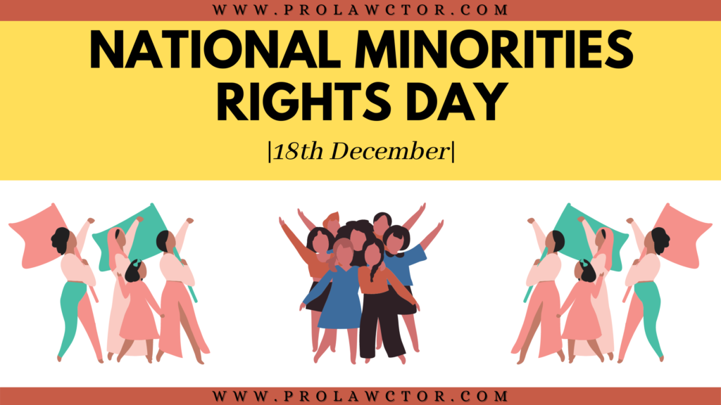 Understanding Minority Rights on the day of National Minority Day